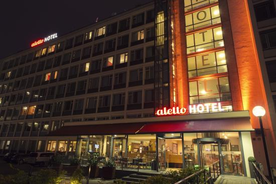aletto Hotel Kudamm: Hoteleingang