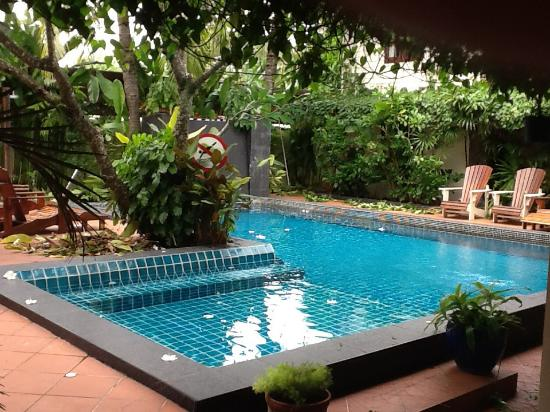 Pier 42 Boutique Resort & Spa : Spa pool