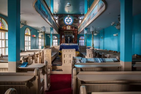 Montreal, Canadá: Bagg Street Shul