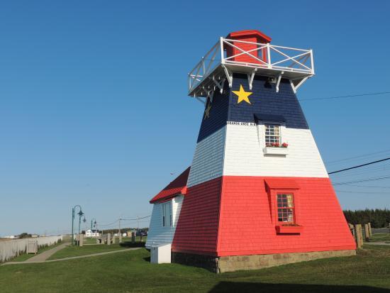 Grande Anse Lighthouse