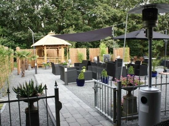 Exterieur foto van restaurant het maasdal horst for Restaurant exterieur