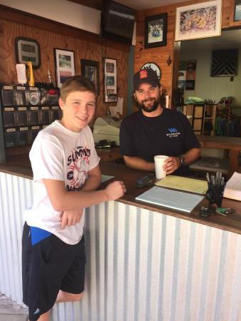 Ducktown, TN: Rookie 1st Timer with Britt / Experienced Guide