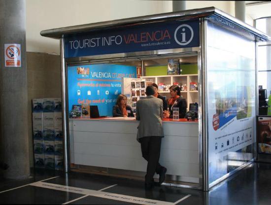 Tourist Info Valencia Puerto