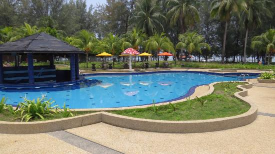 Sibu Island Resort Hotel Swimming Pool