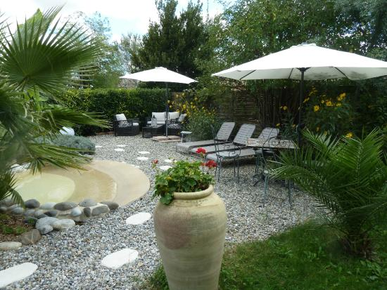 Villenouvelle, Γαλλία: coin piscine