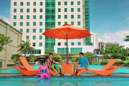 Park Hotel Jakarta: Swimming Pool