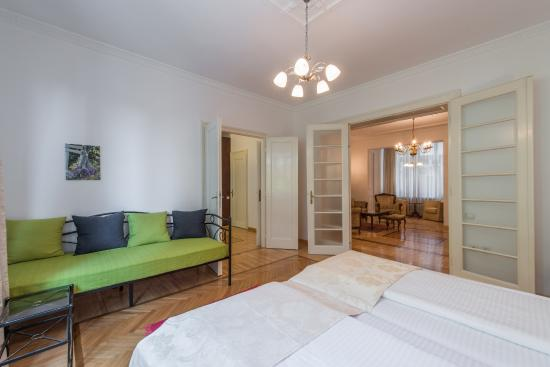 Apartments Belgrade Center: bedroom