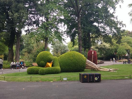Arte picture of jardin des plantes nantes tripadvisor for Jardin des plantes nantes horaires