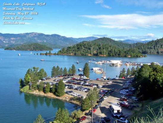 Bridge Bay at Shasta Lake : Bridge Bay 2006