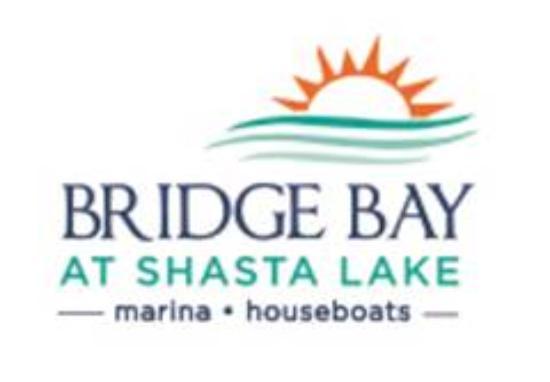 Bridge Bay at Shasta Lake