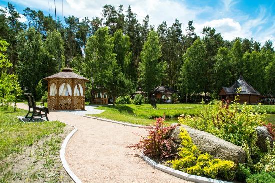 Khutorok Chudodiyevo Holiday Village