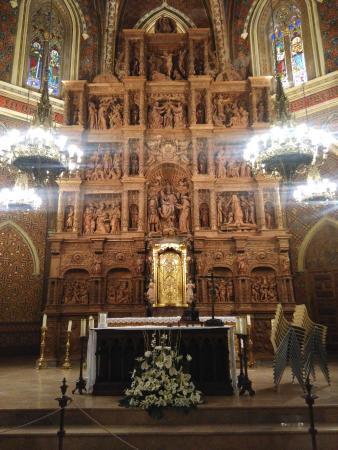 Retablo - Picture of Fundacion Amantes de Teruel, Teruel - TripAdvisor