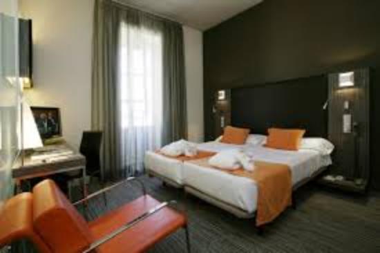 Brava Hotel: habitacion