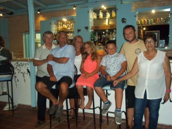 Marialena Village Apartments: fantastic holiday loved the owners