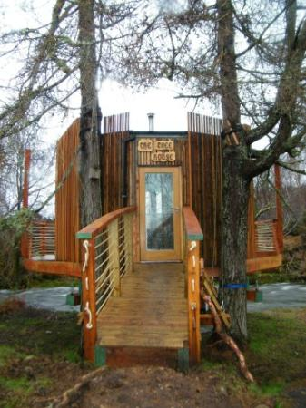 The Lochcarron Treehouse
