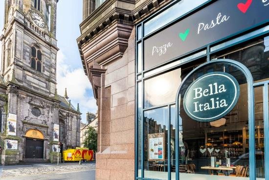 ‪Bella Italia Edinburgh Northbridge‬