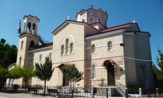 Prokopi, กรีซ: Church of St. John the Russian