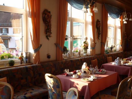 Maselheim, Jerman: Ресторан