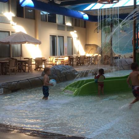 Clarion Hotel Palm Island Indoor Waterpark照片