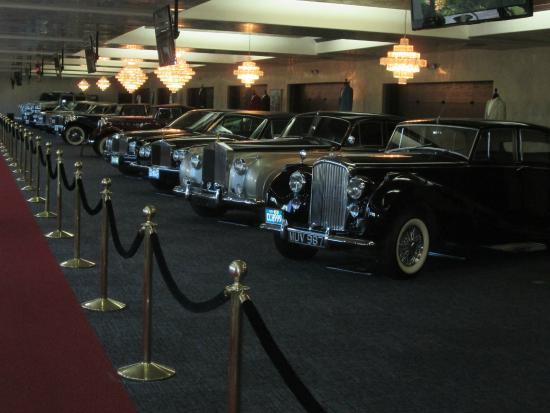 wayne u0026 39 s classic car collection  worth the trip