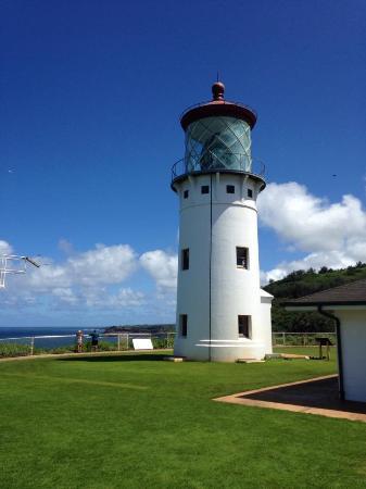 Kilauea, Havai: Beautiful Light Hous