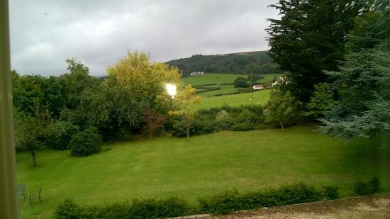 Exmoor Country House : View from our bedroom