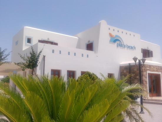 Plaza Beach Hotel: Hotel