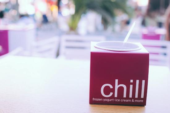 Chillbox Frozen Yogurt