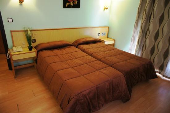 Hotel La Planada : Habitación twin