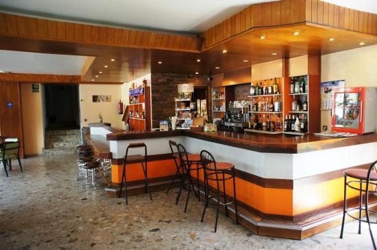 Hotel La Planada: Bar