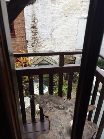 Balcony - The Shepherd's Purse Photo