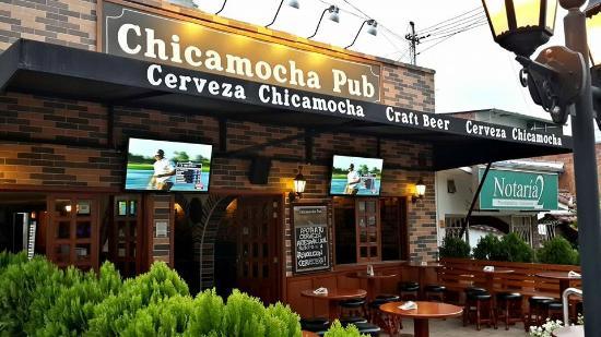 Chicamocha Pub