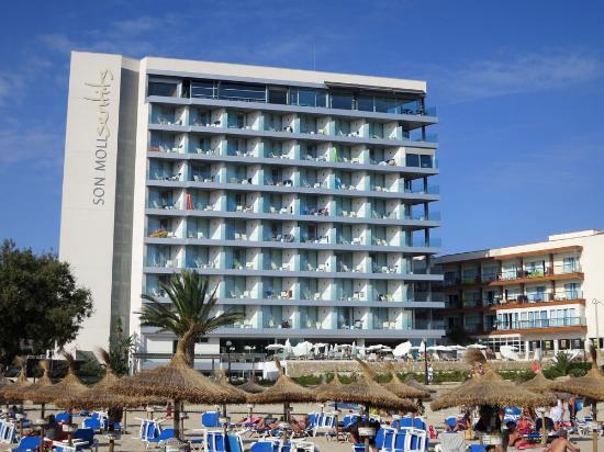 Protur Turo Pins Hotel Spa Strand
