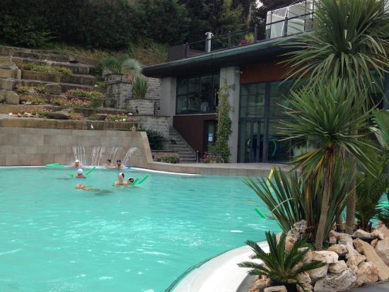 Piscina photo de roseo euroterme wellness resort bagno di romagna tripadvisor - Euroterme bagno di romagna piscina ...