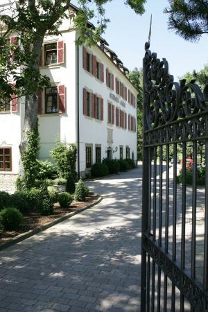 Hotel Schloss Lehen: Außenansicht