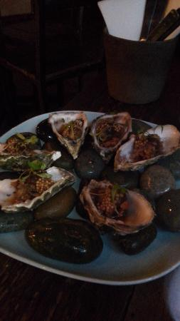 La Justina: Chipotle Oysters