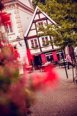"""Cafe """"zum kleinen Häuschen"""""""