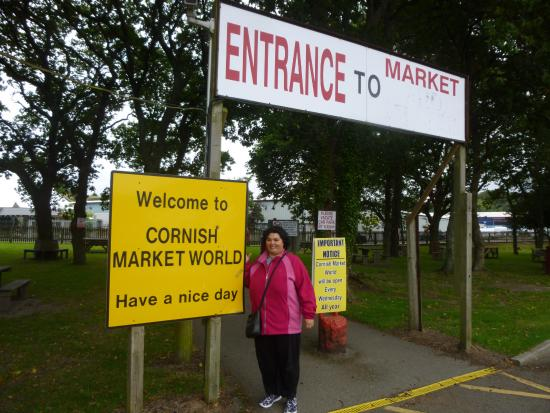 Cornish Market World