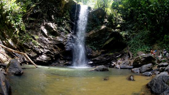 Blanchisseuse, Trinidad: Avocat Falls