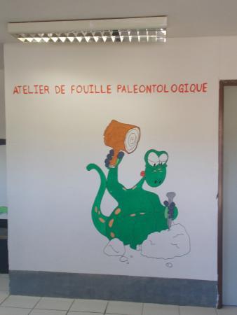Esperaza, Francia: atelier