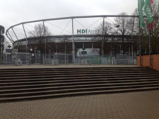 Hdi Arena Bild Von Hdi Arena Hannover Tripadvisor