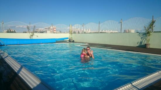 Hotel Vienna : Bazén