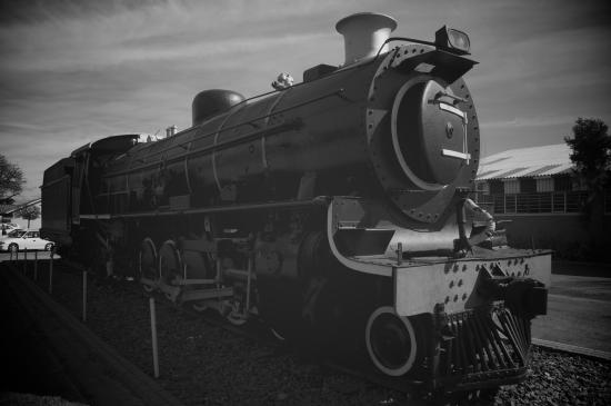 Ashton, Afrique du Sud : CRB 2010 Steam Locomotive