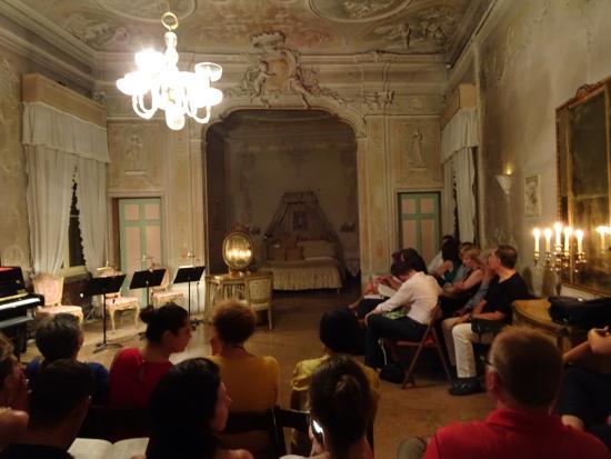 Musica a Palazzo - Bild von Musica A Palazzo, Venedig ...