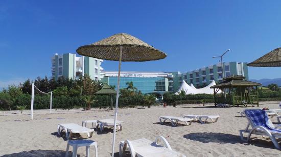 Grand Belish Hotel: hotel