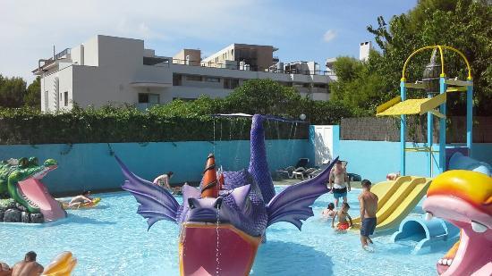 Alua Sun Torrenova Kids Splash Pool