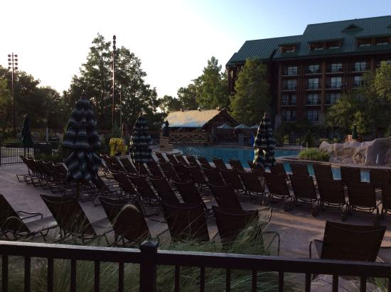 Pool picture of disney 39 s wilderness lodge orlando for Pool show orlando 2015