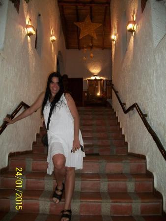 Chuspa, Венесуэла: Entrada al hotel