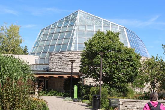 Konserwatorium Motyli Parków Niagara
