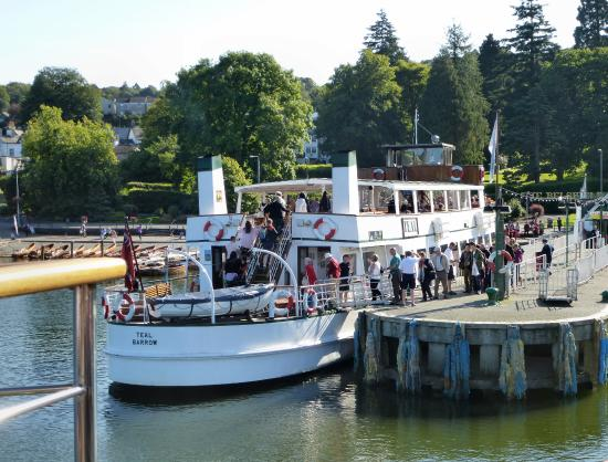 Bowness-on-Windermere, UK: The Tern?